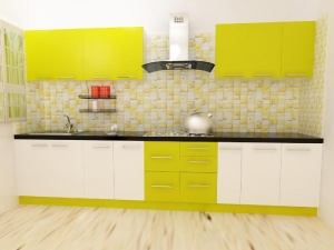 Parallel Kitchen Models for Modular Kitchen